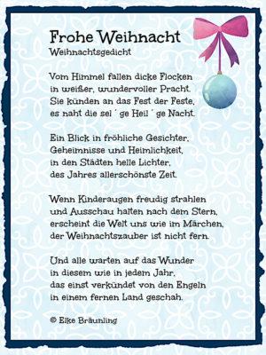 Schöne Weihnachtsgedichte Für Kinder.Das Schönste Weihnachtsgedicht Schöne Weihnachtsgedichte Für